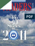 Traders Magazine Dec 2011