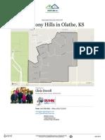 Symphony Hills Subdivision Neighborhhood Real Estate Report
