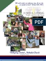 Joyful Living Brochure