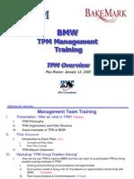 TPM BMW TRAINING