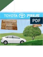 Media Planning for Toyota Prius