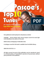 DJ Pascoe's Top 10 Tunes preview