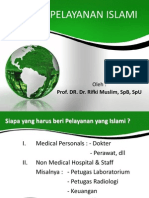 Konsep Pelayanan Islami