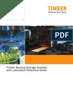 Timken Bearing Damage Analysis Guide