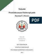 PLF Raynaud