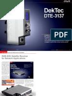 DekTec  DTE-3137