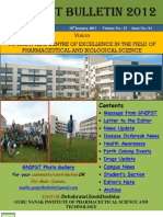 GNIPST Bulletin 22.1