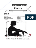 LITERATURE FORM 4