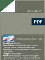 CVA Drug study