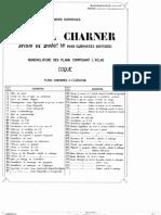 Amiral Charner French Aviso (Sloop) 1932 Blueprints Marine national