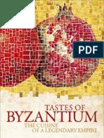 TASTE OF BYZANTIUM