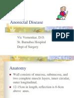 Anorectal Disease