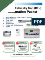 Rtu Info Packet