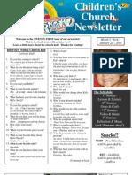 Newsletter 1-20-13