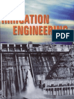Irrigation Engineering (314-352)