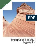Principles of Irrigation Engineering (292-346)