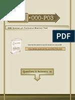 000-P03 Actual Exam PDF