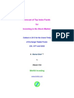 Forecast of Top Index Funds for Investing in the Stock Market