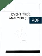 Event tree analysis