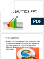 analytics techniques