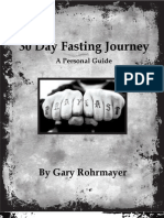 30 Day Fasting Guide