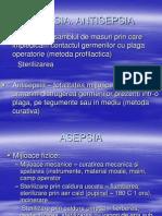 i.asepsia,Plagi