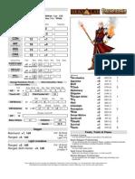 NPC - Arforth - Fire Wizard