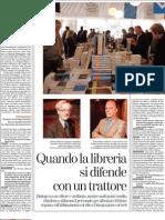 Dialogo Con Romano Montroni e Stefano Mauri Sul Futuro Delle Librerie - La Stampa 20.01.2013
