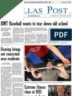 The Dallas Post 01-20-2013