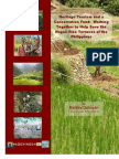 Heritage and a Conservation Fund- Working Together to Help Save the Ifugao Rice Terraces