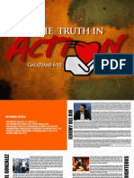The TRUTH IN ACTION E-MAGAZINE