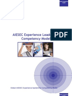 AIESEC Global Competency Model