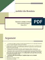 Piaţa mobilei din România
