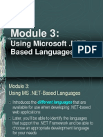 using .net basic language