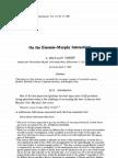 On the Einstein-Murphy interaction.pdf