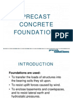 Foundations Presentation
