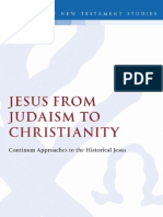 2007 - Tom Holmén - Jesus from Judaism to Christianity