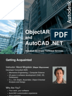 AutoCAD  NET Developers Guide | Visual Basic For