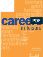 ILAM Careers in Leisure