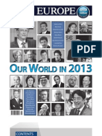 Our World in 2013