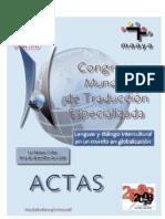 Actas CMTE
