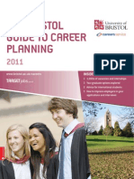 The Bristol Guide to Career Planning