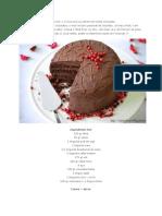 'Best Ever' Tort Cu Ciocolata