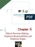Chapter Six Business Ethics