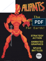 Aliants The Desperate Battle For Earth