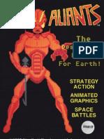 Aliants The Desperate Battle For Earth