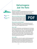 Hallucinogens Facts
