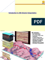 Introduction to Seismic Interpretation