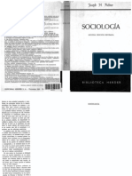 Sociologia Joseph Fichter 1