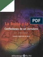 Ignacio Sebastian... Bolsa y Vida_Diario de un Jornalero